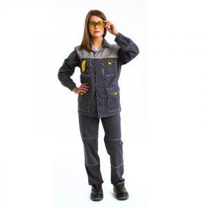 Куртка рабочая «Нова» удлиненная тк. TOMBOY