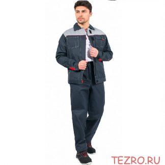 Костюм рабочий «Фаворит» 100% хлопок с брюками