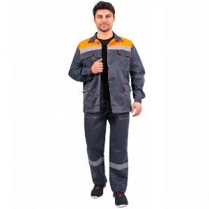 Костюм рабочий «Компаньон NEW» с брюками