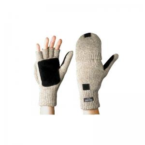 Перчатки-рукавицы шерстяные «Хаски»
