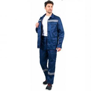 Костюм рабочий «Знаток-1» СОП с брюками